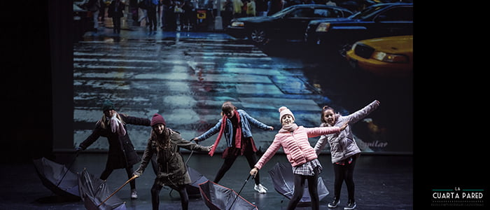 Teatro Musical – LA CUARTA PARED